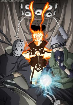 tomo 63 NARUTO SHIPPUDEN (full color) by nicouzumaki