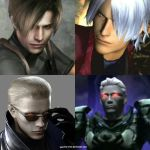 Vergil is Wesker! by Sparrow-Leon