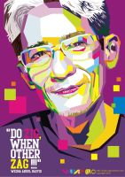 WEDHA ABDUL RASYID THE FOUNDER OF WPAP by p32n