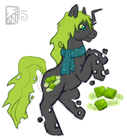 MLP: Do I have to pose? by Kinla