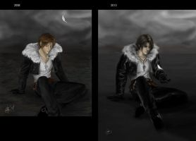 FFVIII - Lost without you 2008 -2013 by Nia90