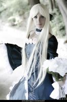 Roses and the Queen by Lili-cosplay