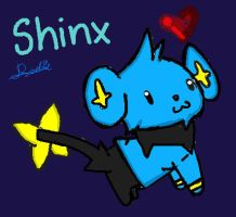 Shinx by iFailAtEverything