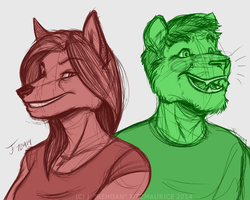 Old Heads by Rehgan