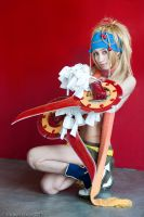 Rikku thief by CrazyRikku92
