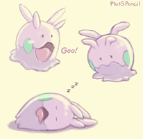 Goomy is literally the best by Plus5Pencil