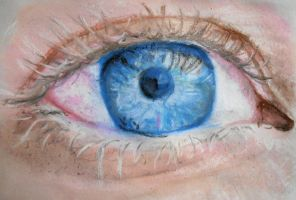 Blue Eye by KisDre