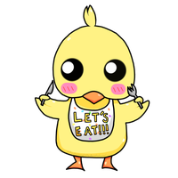 Chica by ALilAngelKitty