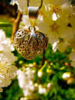 Locket III by MadeleineAlana
