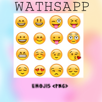 Emojis Png By Lali by LaliCreative