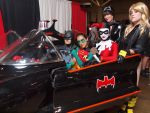 Around the Batmobile by Jayuna