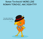 Roman Torchic by Quilaviper