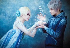 Story of Jack and Elsa by AnKyeol