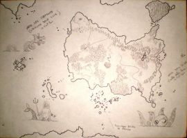 Nestrian - Unfinished Business - Map by RoleForge