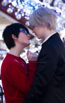 Yuri On Ice: Be Mine by LSPcosplay