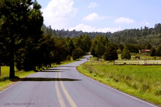 Morning Road by UAG