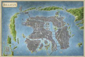 Free City of Braavos by torstan