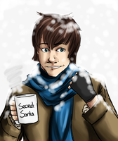 SS: Warm Mug of Chocolate by Alivewhenever