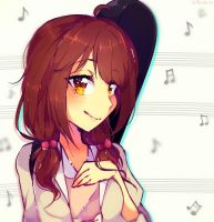 C: I can sing it for you!` by Hitomi-chy