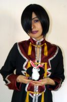 Count D (Petshop of Horrors Cosplay) by Sakura23165