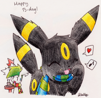 Happy B-day Gizmofang by Yakalentos