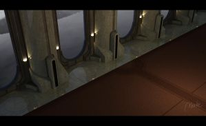 SketchUp Star Wars Test by Norke