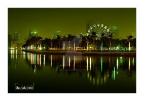 My city by sharjah3000