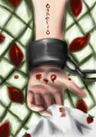 Chained by Innocence by miss-mustang