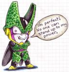 chibi Cell by Dokuro