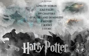 Harry Potter Wallpaper fixed. by LabsOfAwesome