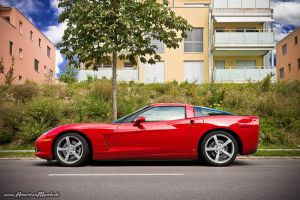 Chevrolet Corvette C6 by AmericanMuscle