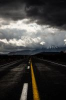 Road To Taupo or that other place. by lomatic