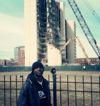 Ron and Cabrini Green by jonniedee