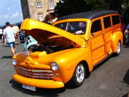 Woody by AmericanMuscle
