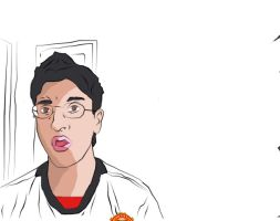 Irf Manchester UTD by xnouseforanamex