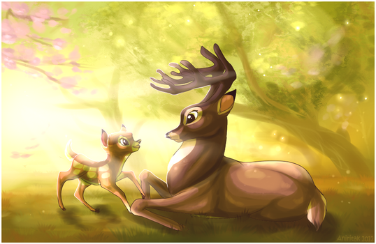 and never forget: you are a prince by Aniritak