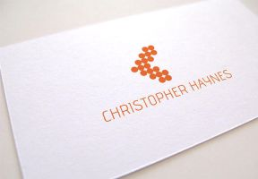C Haynes - Logo design by HanibalLecter