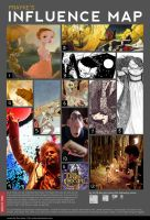 Influence Map by Prayke