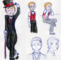 20s Theo by MyaTheSquishyOctopus