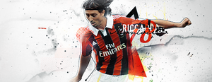 Riccardo Montolivo Signature by Fraa-Art
