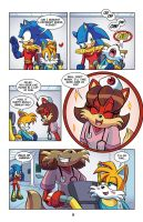 No Zone Archives Issue 1 pg08 by Chauvels
