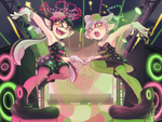~Squid Sisters Callie and Marie~ by Kota-ken
