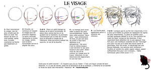 Face tutorial - french by Hoshiro-Ryuko