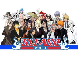 Bleach Harem by LaSalvi