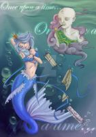 Once upon a time by Mazzy-elf