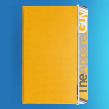 Moleskine Style Notepad Template by TheApparelGuy