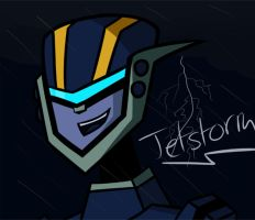 Jetstorm Version 3 by InvaderZaff