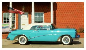 1954 Buick Skylark by TheMan268