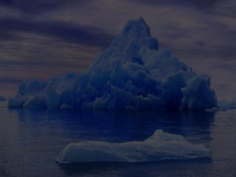 Titanic's IceBerg/BlackBerg from April 15th 1912 by ShadowTheHedgehog950