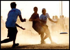 ultimate frisbee 2 by roymata9